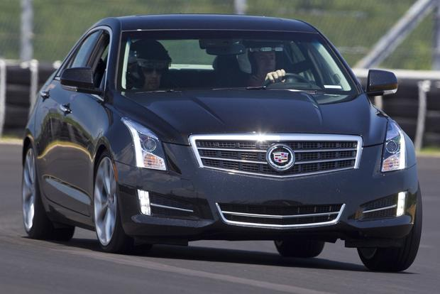 2013 Cadillac ATS: New Car Review featured image large thumb2