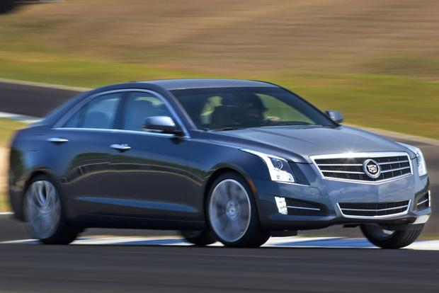 2013 Cadillac ATS: New Car Review featured image large thumb3