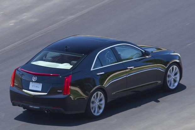 2013 Cadillac ATS: New Car Review featured image large thumb4