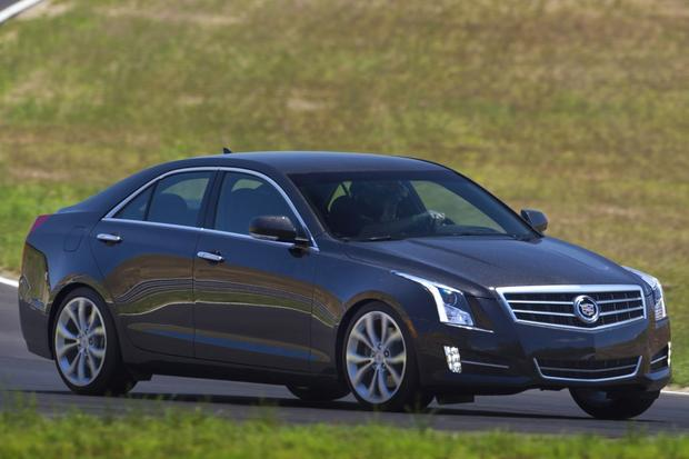 2013 Cadillac ATS: New Car Review featured image large thumb5