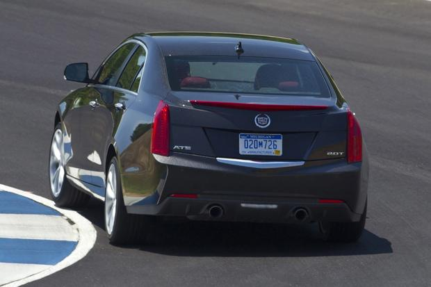 2013 Cadillac ATS: New Car Review featured image large thumb6