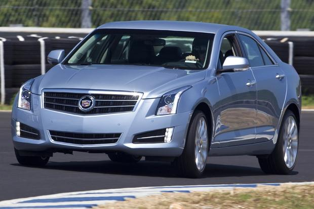 2013 Cadillac ATS: New Car Review featured image large thumb7
