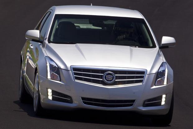 2013 Cadillac ATS: New Car Review featured image large thumb8