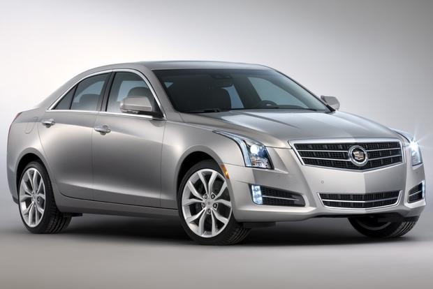 2013 Cadillac ATS: New Car Review featured image large thumb9