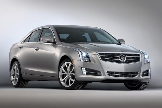 2013 Cadillac ATS: New Car Review featured image large thumb10