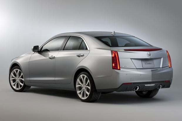 2013 Cadillac ATS: New Car Review featured image large thumb11