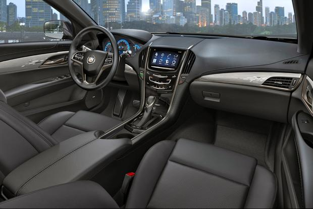 2013 Cadillac ATS: New Car Review featured image large thumb14