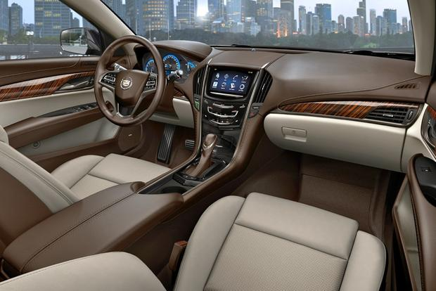 2013 Cadillac ATS: New Car Review featured image large thumb15