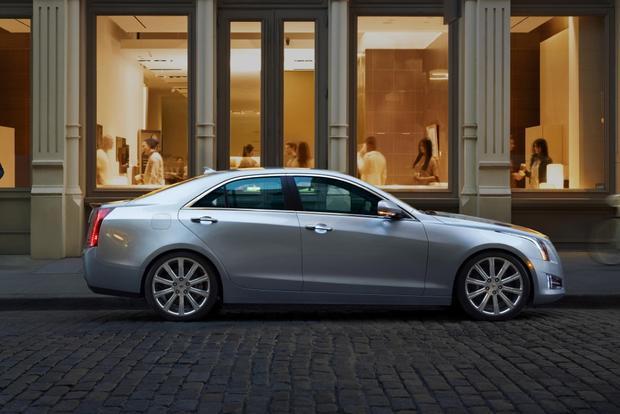 2014 Cadillac ATS: New Car Review featured image large thumb1