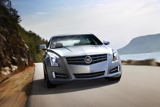 2014 Cadillac ATS: New Car Review - Autotrader