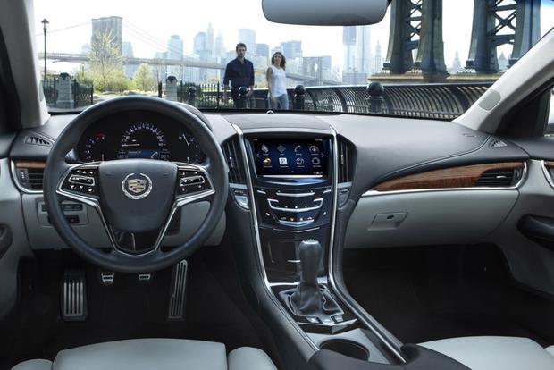 2014 Cadillac ATS: New Car Review featured image large thumb3