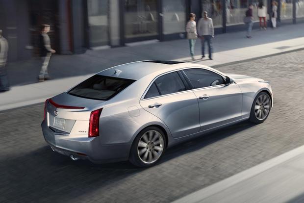 2014 Cadillac ATS: New Car Review featured image large thumb2