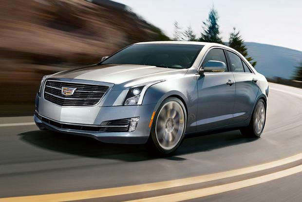 2015 Cadillac ATS vs. 2015 Audi A4: Which Is Better? featured image large thumb11