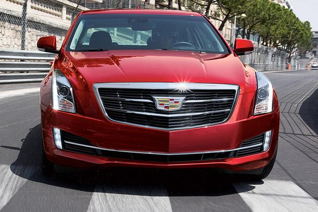 2015 Cadillac ATS vs. 2015 Audi A4: Which Is Better? featured image large thumb1