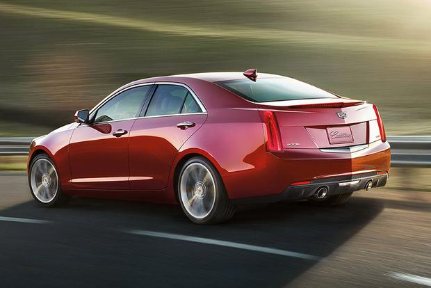 2015 Cadillac ATS vs. 2015 Audi A4: Which Is Better? featured image large thumb3