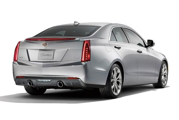 2015 Cadillac ATS vs. 2015 Lexus IS: Which is Better? featured image large thumb5