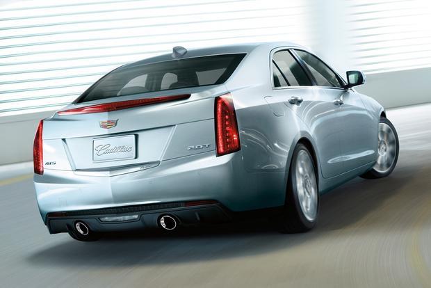 2015 Cadillac Sports Car