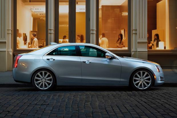 2015 Cadillac ATS: New Car Review featured image large thumb1