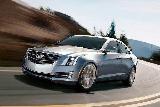2015 cadillac ats new car review autotrader. Black Bedroom Furniture Sets. Home Design Ideas