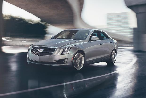 2017 Cadillac ATS: New Car Review