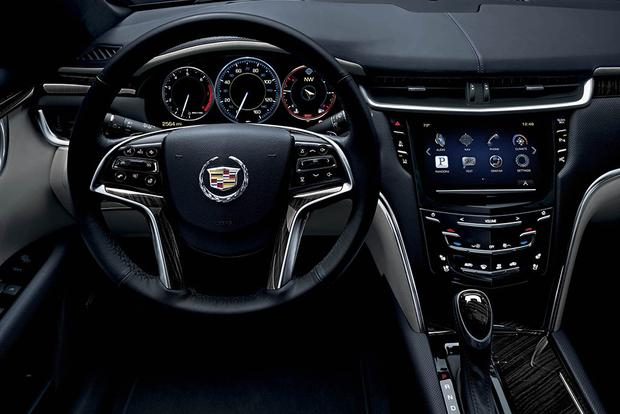 2016 Cadillac Ct6 Vs 2016 Cadillac Xts What S The Difference