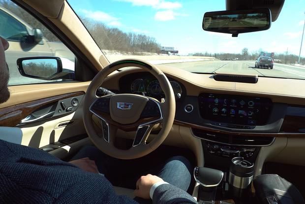 Cadillac Super Cruise: Hands-free on the Freeway