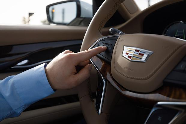Cadillac Super Cruise: Hands-free on the Freeway featured image large thumb1