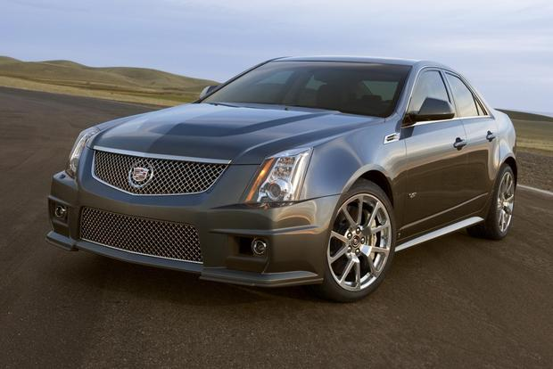 2012 Cadillac CTS-V: New Car Review featured image large thumb0