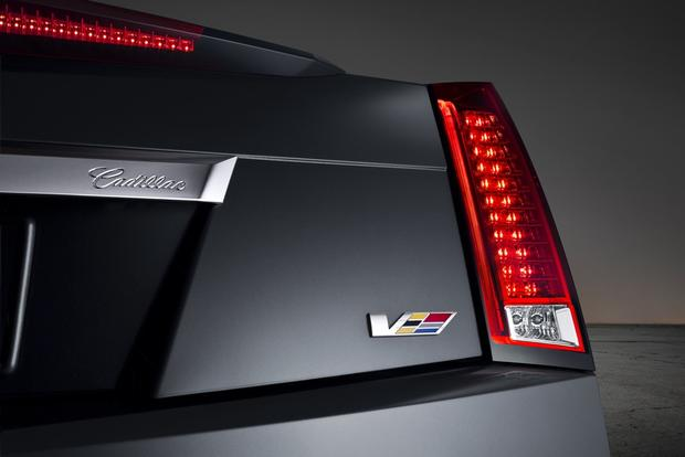 2012 Cadillac CTS-V: OEM Image Gallery featured image large thumb4
