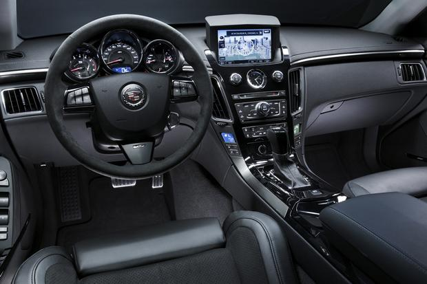 2012 Cadillac CTS-V: New Car Review featured image large thumb5