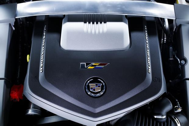 2012 Cadillac CTS-V: OEM Image Gallery featured image large thumb7