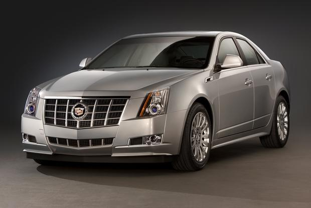 2012 Cadillac CTS: New Car Review featured image large thumb1