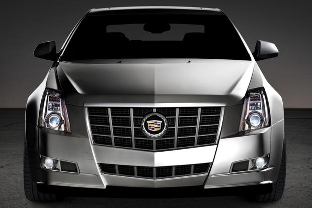 2013 Cadillac CTS: New Car Review featured image large thumb1