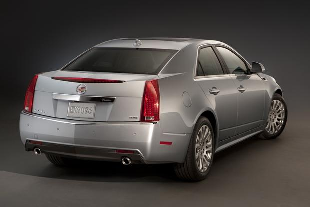 2012 Cadillac CTS: New Car Review featured image large thumb2