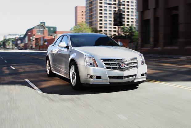2012 Cadillac CTS: New Car Review featured image large thumb4