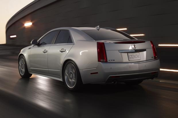 2013 Cadillac CTS: New Car Review featured image large thumb4