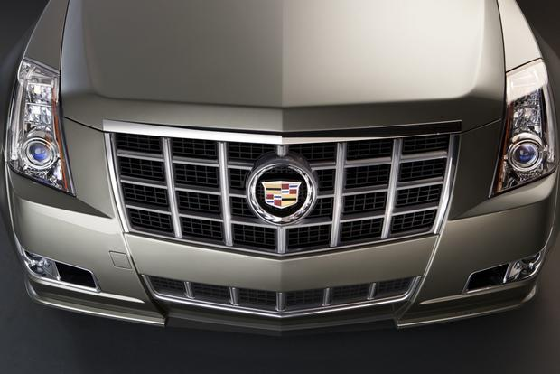 2012 Cadillac CTS: New Car Review featured image large thumb5
