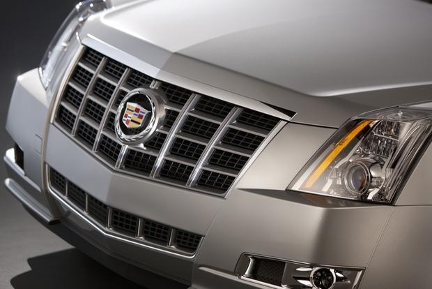 2012 Cadillac CTS: New Car Review featured image large thumb7