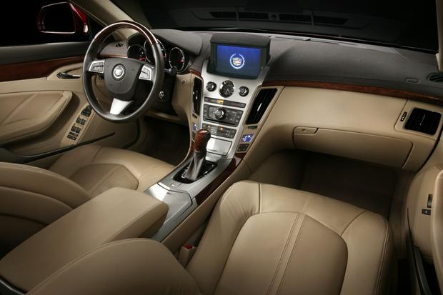 2012 Cadillac CTS: New Car Review featured image large thumb8
