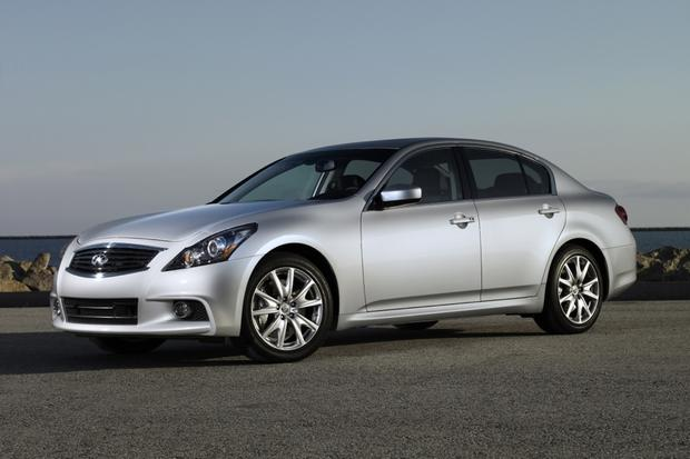2008-2013 Cadillac CTS vs. 2007-2013 Infiniti G: Which Is Better?