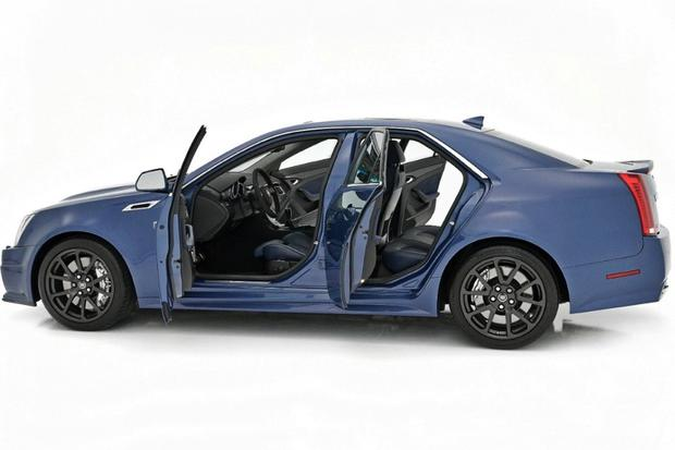 2013 Cadillac CTS To Launch Two New Special Editions featured image large thumb3