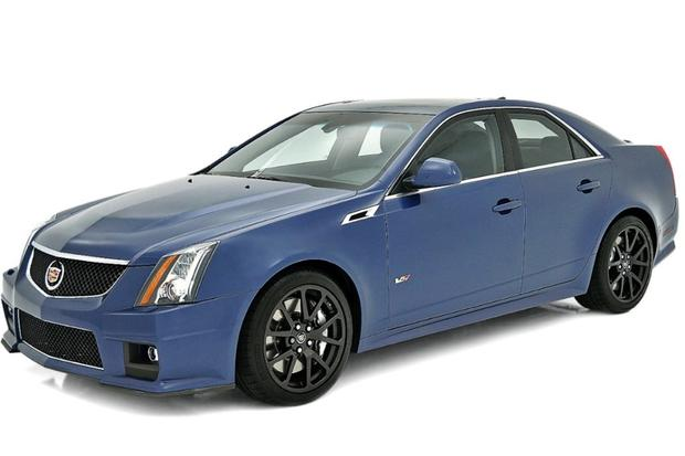 2013 Cadillac CTS To Launch Two New Special Editions featured image large thumb2