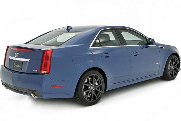 2013 Cadillac CTS To Launch Two New Special Editions featured image large thumb1