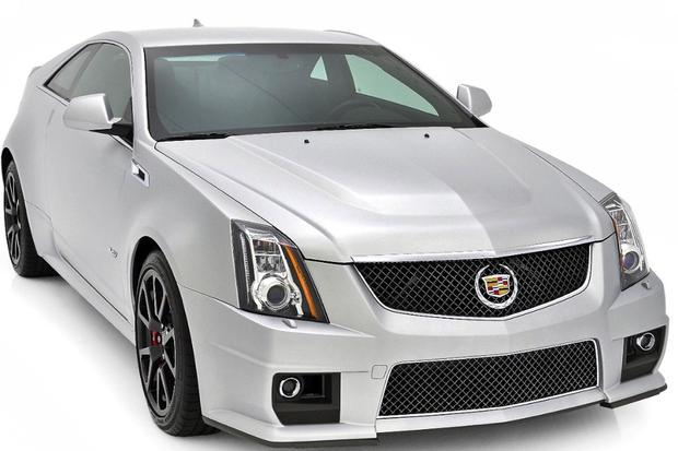 2013 Cadillac CTS To Launch Two New Special Editions featured image large thumb0