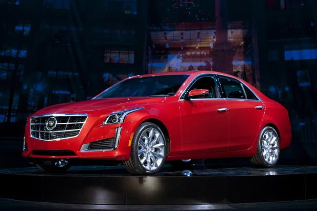 2014 Cadillac CTS: New Car Review featured image large thumb0