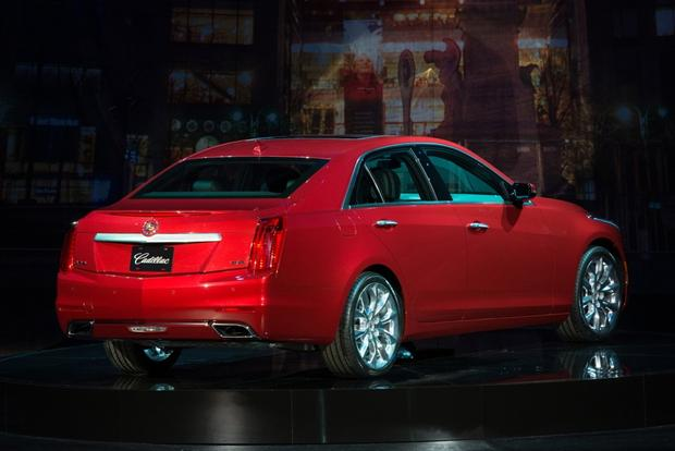 2014 Cadillac CTS: New Car Review featured image large thumb1