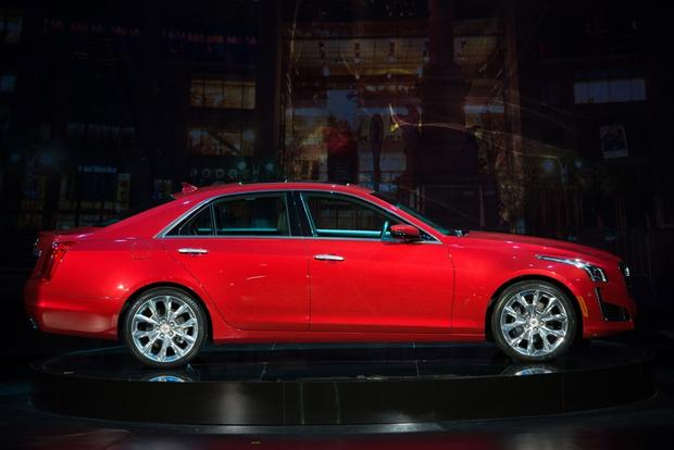 2014 Cadillac CTS: New Car Review featured image large thumb2