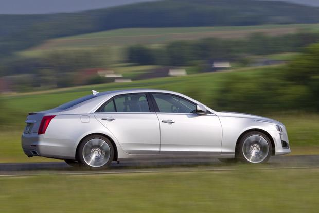 2014 Cadillac CTS vs. 2014 Mercedes-Benz E-Class: Which Is Better? featured image large thumb1