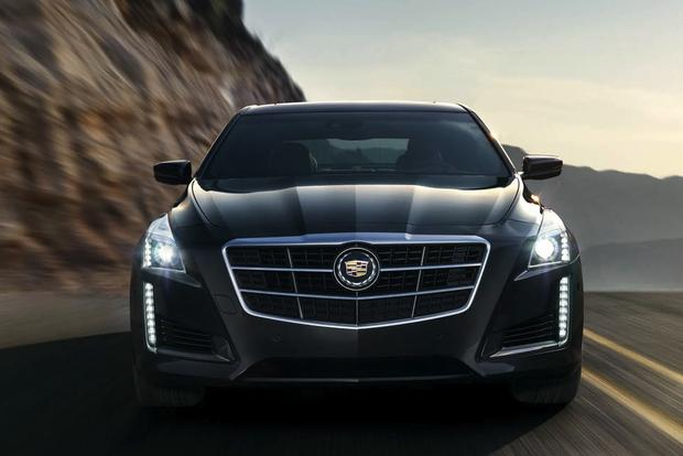2014 Cadillac CTS vs. 2014 Mercedes-Benz E-Class: Which Is Better? featured image large thumb0