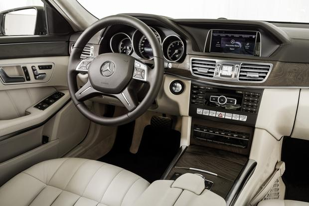 2014 Cadillac CTS vs. 2014 Mercedes-Benz E-Class: Which Is Better? featured image large thumb7